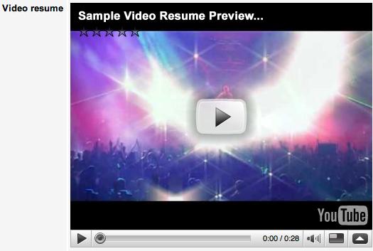 multiple resumes document files video jobmount