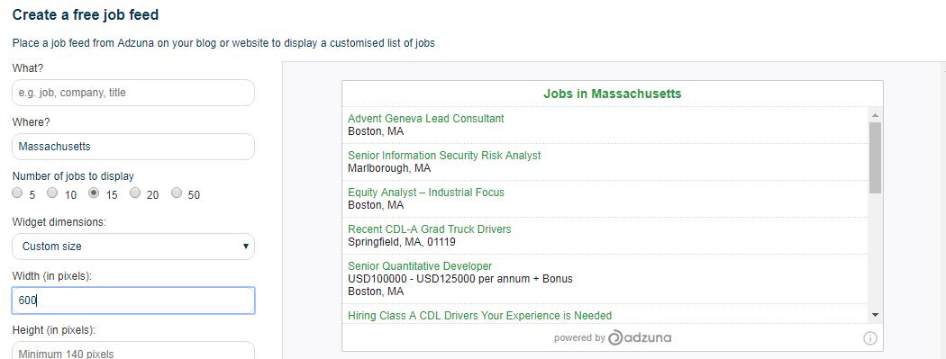 JobMount Adzuna integration for job backfill
